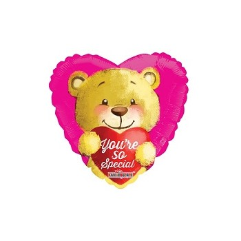 Palloncino Mylar Mini Shape 22 cm. You're So Special Bear
