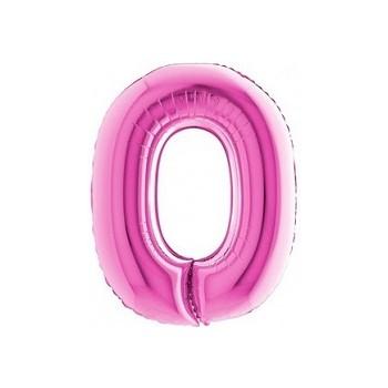 Palloncino in Lattice Link 32 cm. Verde Scuro