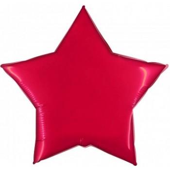 Palloncino Mylar Super Shape 60 cm. Minnie Mouse Shape Red