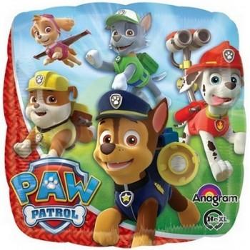 Palloncino Mylar Pet Walker 50 cm. Pinguino