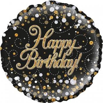 Palloncino Mylar 45 cm. Happy Birthday Avengers