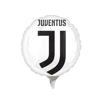 Palloncino Mylar Mini Shape 23 cm. Juventus