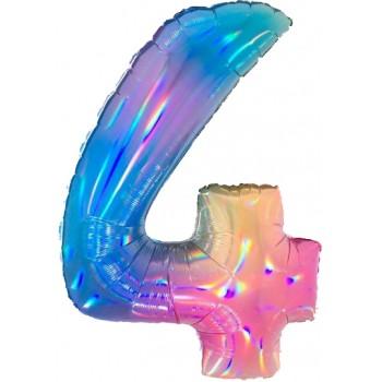 Vaschetta Plastica Verde Acido - 14 x 11 x 15 cm.
