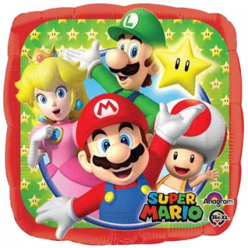 Palloncino Mylar Mini Shape 30 cm. Black Eyed Bunny