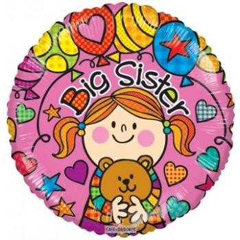 Palloncino Mylar 75 cm. Pink Fenicottero
