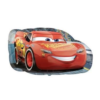 Palloncino in Lattice Rotondo 12,5 cm. Arancio