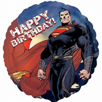 Palloncino Mylar Mini Shape 35 cm. Angel Nino Blue