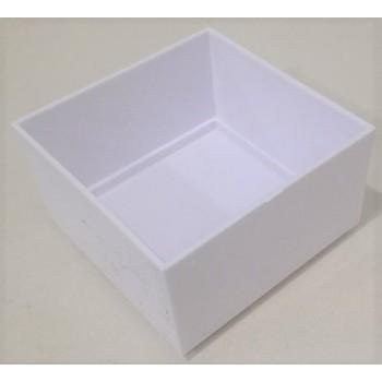 Palloncino in Lattice Mongolfiera 80 cm. Trasparente - Round