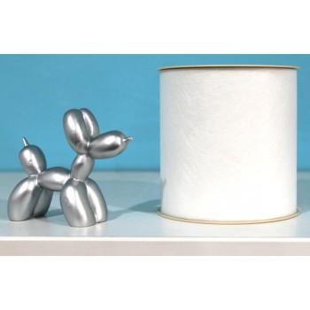 Palloncino in Lattice Mongolfiera 80 cm. Verde Lime - Round