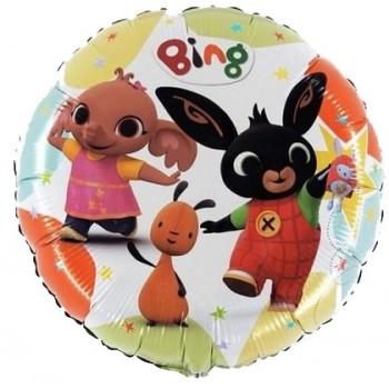 Palloncino in Lattice Mongolfiera 80 cm. Verde Scuro - Round