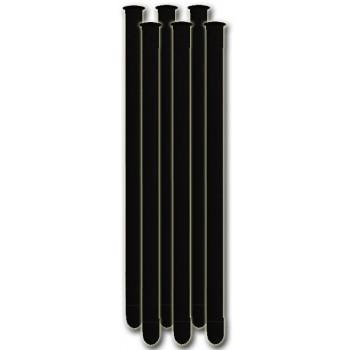 Palloncino in Lattice Rotondo 48 cm. Bianco