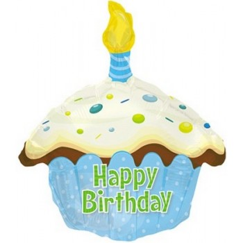 Palloncino Mylar Mini Shape 35 cm. Baby Girl Foot