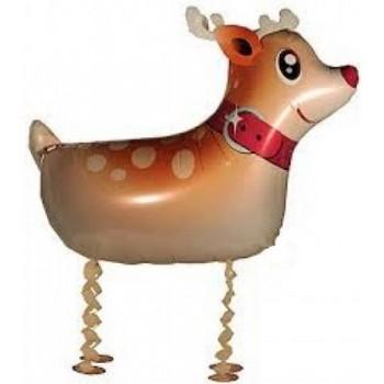 Palloncino Mylar Mini Shape 22 cm. HB Dog Party