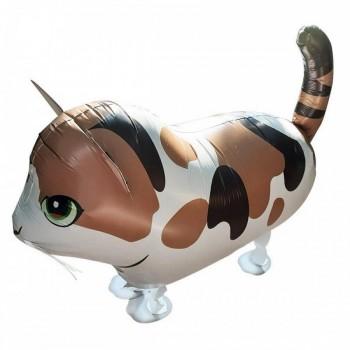 Palloncino Mylar 45 cm. 50° Age Keep Calm Birthday