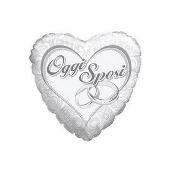 Palloncino Mylar 45 cm. Princess