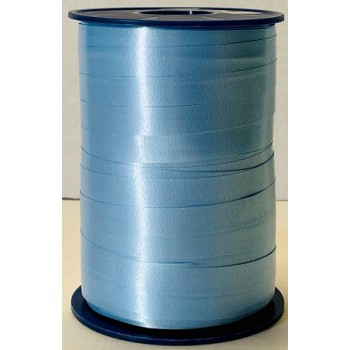 Nastro per palloncini 1 cm. x 250 mt. color Azzurro 602