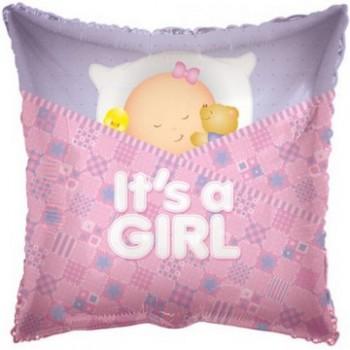 Palloncino Mylar Micro 10 cm. Smiley Face Heart
