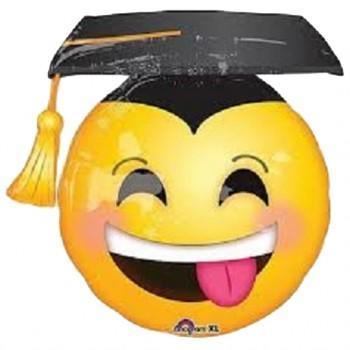 Palloncino Mylar Mini Shape 35 cm. Cow Head