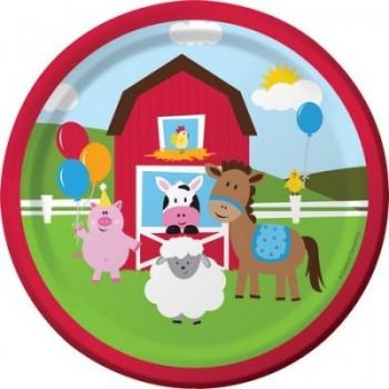 Alzatina in cartoncino - 3 piani - h. 35 cm 1° Compleanno Azzurro
