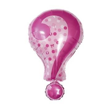 Baby Shower Bambino - Tovaglia Plastica 121x223 cm.