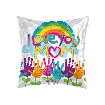 Ballerina Twinlke Toes - Tovagliolo 25X25 cm. - 16 pz.