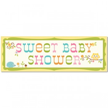 Banner Gigante Baby Shower
