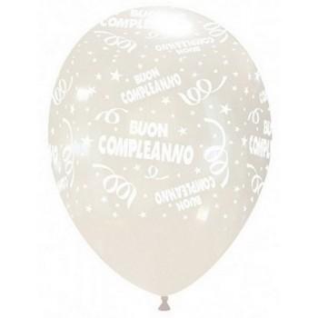 Bianco - Tovaglia Damascata in Carta - 20 x 7 mt.