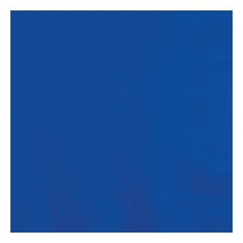 Blu - Tovagliolo 2 veli 33x33 cm. - 20 Pz.