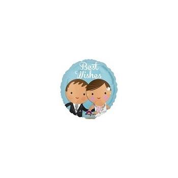 Buon Compleanno Radiant - Tovagliolo 33x33 cm. 40° - 16 pz.