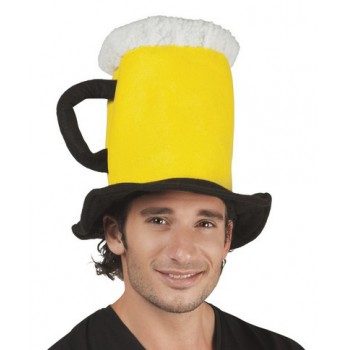Cappello Boccale Birra 61 cm.
