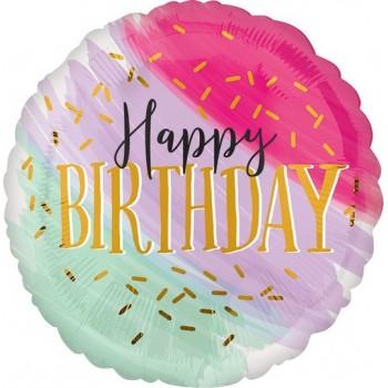 Dinosaur - Piatto Carta 18 cm. - 8 pz.
