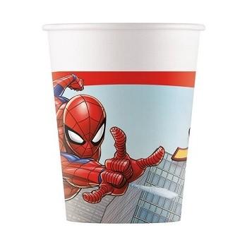 Festone Buon Compleanno Multicolor piccolo 150 cm.