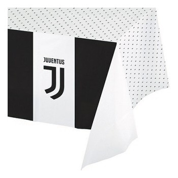 Juventus - Tovaglia Plastica 137x274 cm.