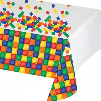 Lego - Tovaglia Plastica 137x259 cm.