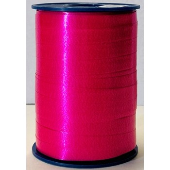 Nastro per palloncini 5 mm. x 500 mt. color Fucsia 606