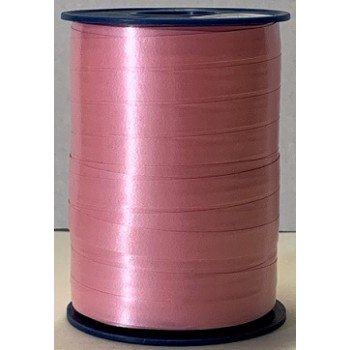 Nastro per palloncini 5 mm. x 500 mt. color Rosa Chiaro 020