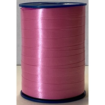 Nastro per palloncini 5 mm. x 500 mt. color Rosa Scuro 022