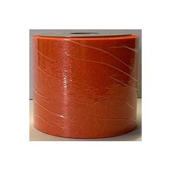 Nastro TNT Nuvola color Arancione 01 - h.10 cm. x 50 mt. per decorazione centro tavola