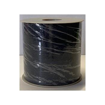 Nastro TNT Nuvola color Nero 18 - h.10 cm. x 50 mt. per decorazione centro tavola