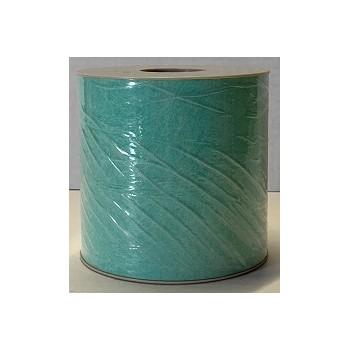 Nastro TNT Nuvola color Verde Tiffany 81 - h.10 cm. x 50 mt. per decorazione centro tavola