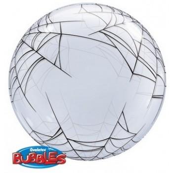 Palloncino Bubble 56 cm. Ragnatela