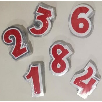 Palloncino Mylar Super Shape 91 cm. It's A Boy Rattle