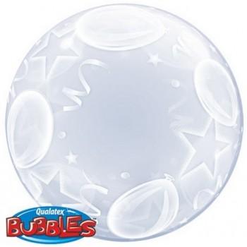 Palloncino Bubble 61 cm. Palloncini e Stelle