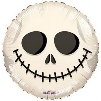 Palloncino Mylar 45 cm. Jack Skull