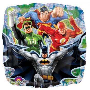 Palloncino Mylar 45 cm. Justice League
