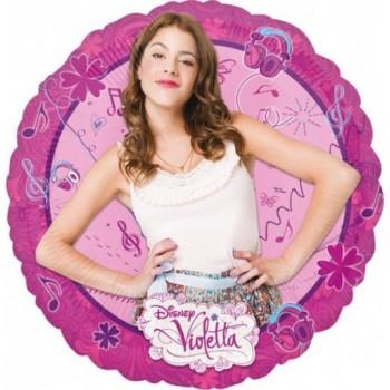 Palloncino Mylar 45 cm. Violetta