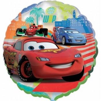 Palloncino Mylar Jumbo 76 cm. Disney Cars Lightening McQueen