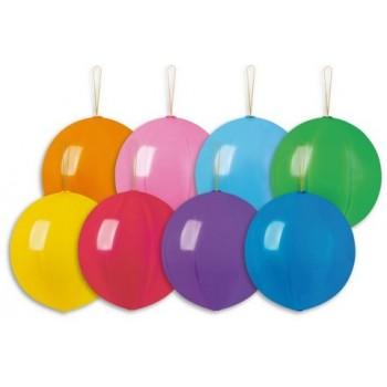 Palloncino in Lattice Punchball 48 cm. Assortiti