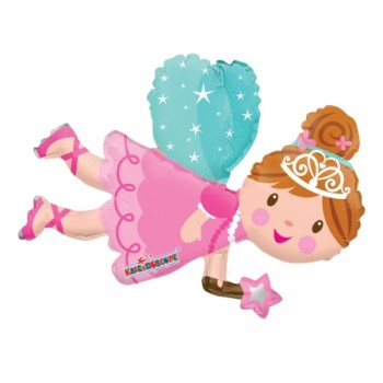 Palloncino Mylar Mini Shape Fairy - 35 cm.