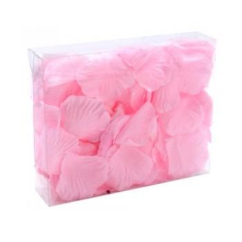 Petali di Rosa color Rosa - 100 Pz.